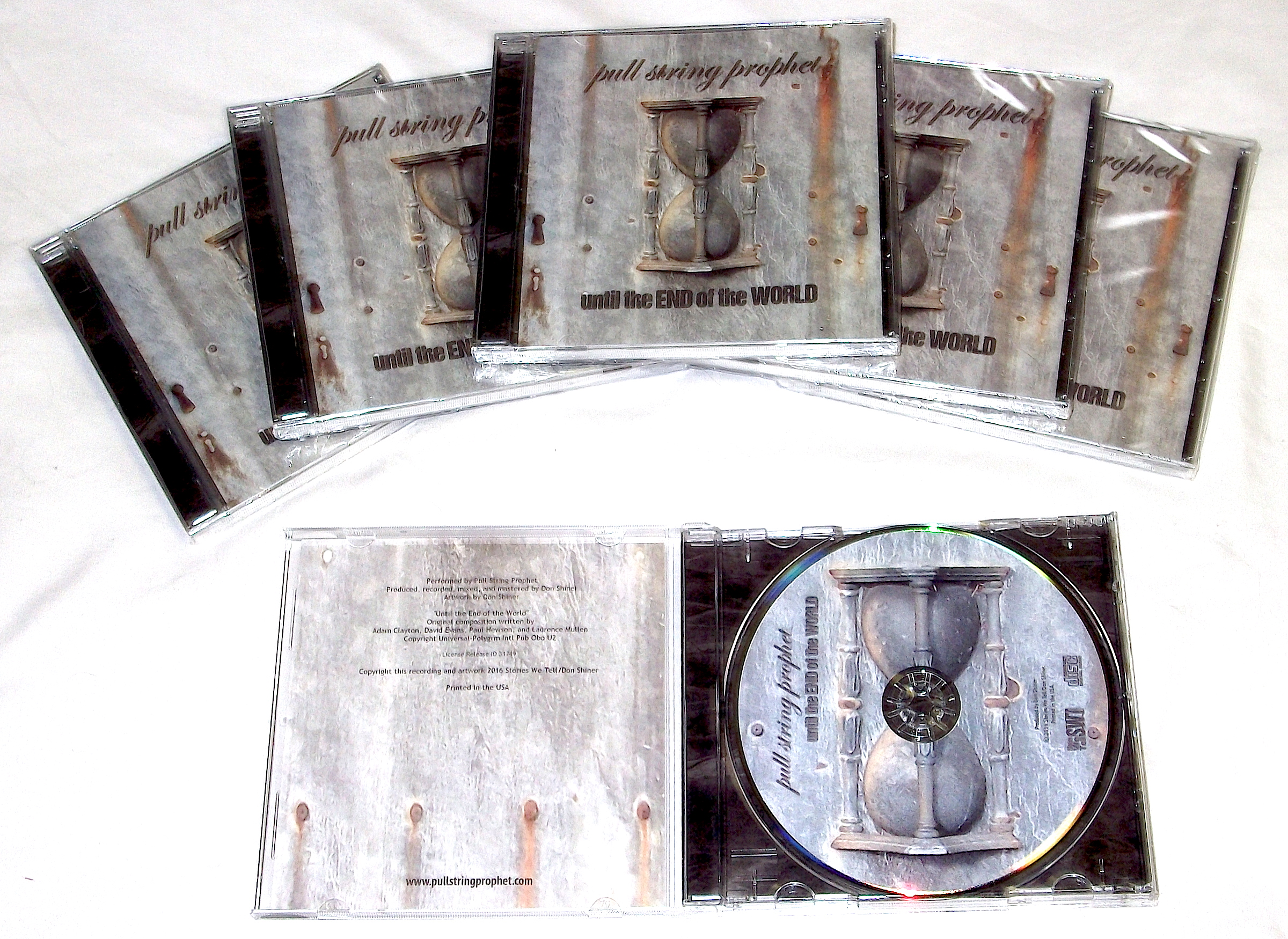 Until the End of the World CDs